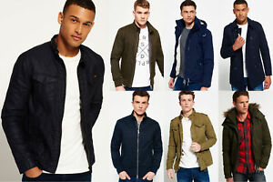 New-Mens-Superdry-Jackets-Selection-Various-Styles-amp-Colours-3008