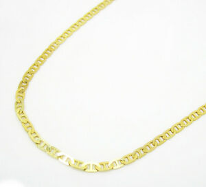 16-20-034-Inch-1-5mm-10k-Yellow-SOLID-Gold-Mariner-Anchor-Chain-Necklace-Mens