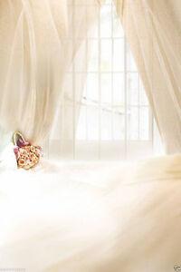 Wedding Romantic Vinyl Photography Props Studio Background Backdrops 3x5FT 2511