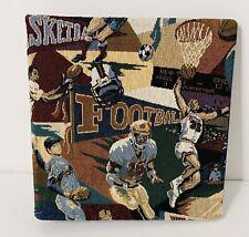 Samsill Vintage Hardback 3 Ring Binder Professional Organizer Sports Cards