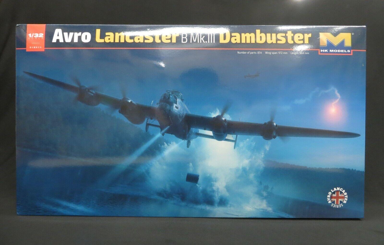 Modelo de Hong Kong - 1   32 Avro Lancaster dambuster - modelo de Hong Kong 01e011