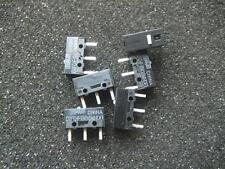 6X OMRON D2FC-F-7N(10M)(OF) Micro Switches 4 Logitech MX VX Revolution G3 G5 G7