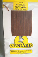 Veniard Antron Body Yarn Aby-03 Dark Brown