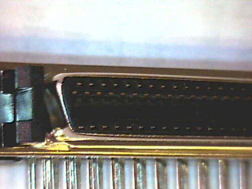 Mini-D Ribbon 68pol 68-pin Female MDR prise Printmontage 90 ° dha-68 pour SCSI