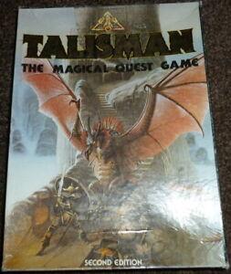 Games-Workshop-Talisman-Board-Game-2nd-Edition-1985