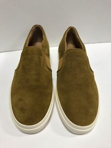 Vince Fenton Mens Casual Sneakers Wheat