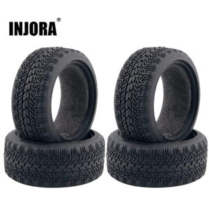 RC 905W-6083 Tires with Sponge /& Wheel 4P For HSP HPI 1//10 On-Road Touring Car