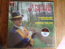 NOS SEALED VINYL LP 2 RECORD BOX Adam Le Postillon De Lonjumeau THOMAS FULTON