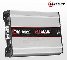 Taramp's HD5000 1 Ohm Car Audio Competition Taramps Amp HD 5000 Watts Taramp 5K