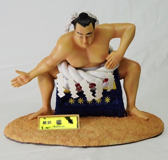 Sumo Wrestler Figure Yokozuna Kakuryu Ring-Entering Ceremony Unryu-Style Unryu-Style Unryu-Style d6b02e