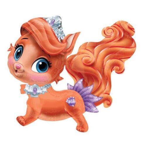 73.7cm Ariel Palace Pets Kitty Airwalker Foil Balloon Birthday Party Decoration
