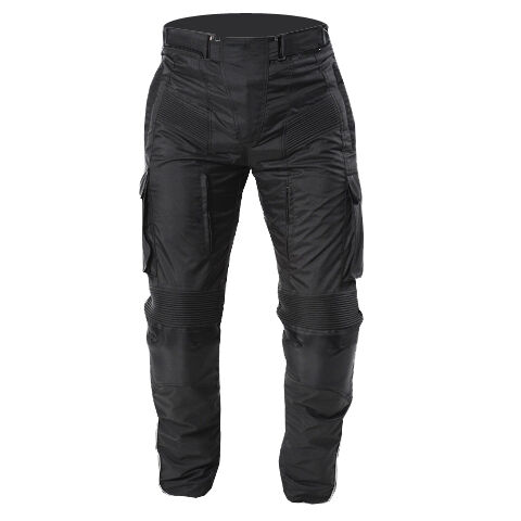 New Motorcycle Cargo Winter Waterproof Cordura CE approved armour Motorbike Pant