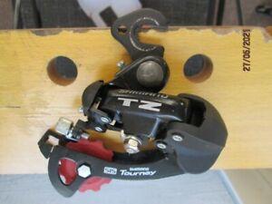 Shimano TZ derailleur gears arm.