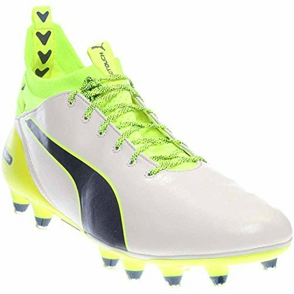 Puma EVOTOUCH PRO SPECIAL Edition Firm Ground Cleats [verde] (10.5)