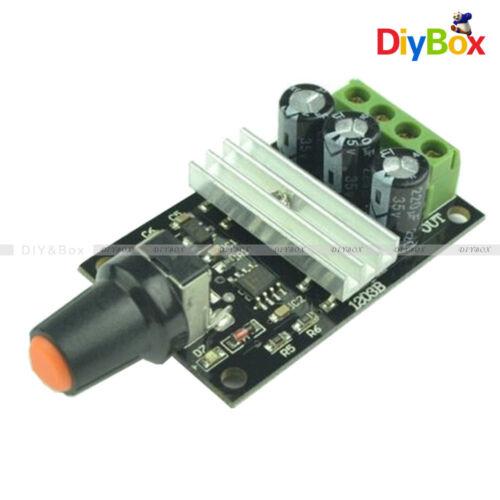 DC 6V-28V//6-90V//12V-36V//12V-40V 3//10//15A Adjuster PWM Motor Speed Control Switch