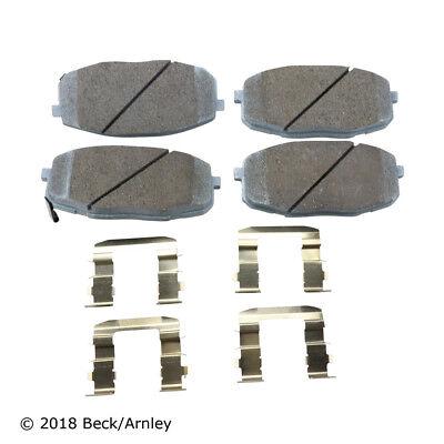 Beck Arnley 084-1387 Disc Brake Hardware Kit