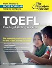 TOEFL Reading and Writing Workout by Princeton Review (Paperback, 2015)