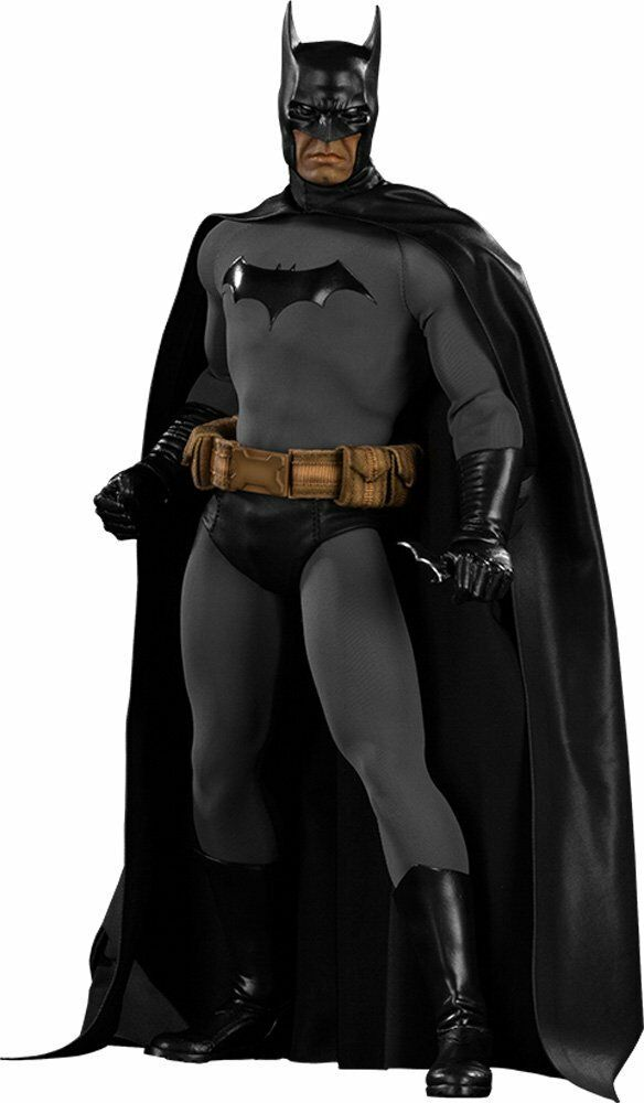 BATMAN - Batman 'Gotham Knight' 1 6th Scale Action Figure (Sideshow)  NEW