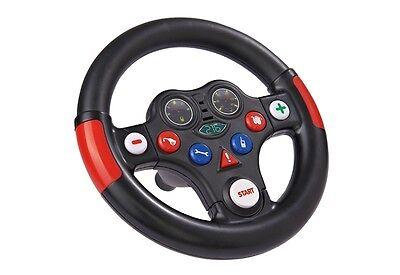 Racing Sound Wheel Soundwheel Soundlenkrad Rutscher Bobby Car Hell Big 56487 Neu Einfach Zu Schmieren