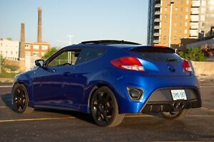 2013 Hyundai Veloster TURBO FULLY LOADED AND CERTIFED