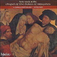 Holy Week a.T.Chapel O.T.Dukes von Owen Rees | CD | Zustand sehr gut