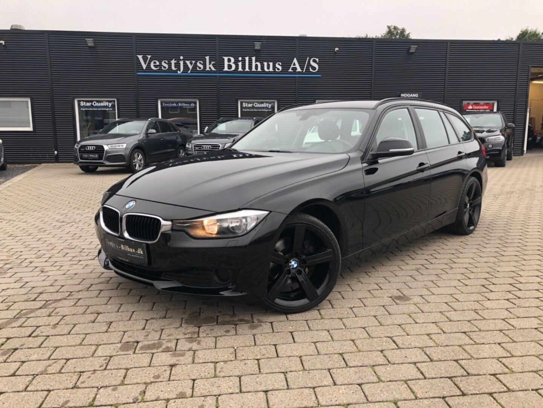 BMW 320d 2,0 Touring 5d - 149.900 kr.