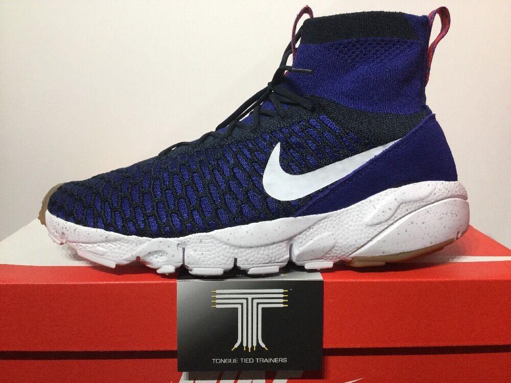 Nike air footscape magista flyknit ~ 816560 400 - dimensioni