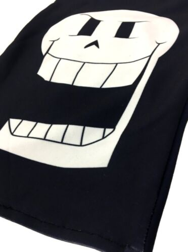 Undertale Sans Papyrus cosplay only mask spandex