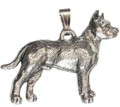 Goldendoodle Pendant Dog Harris Fine Pewter Made in USA jewelry