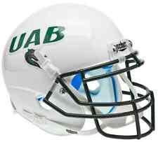 UAB BLAZERS NCAA Schutt Authentic MINI Football Helmet