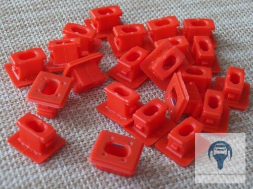 51458266814 20x Dash Board Fixing Holder Clip BMW E46 E65 E66 E67 X3