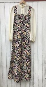 Stunning-Original-70s-Vintage-Prairie-Dress-Vintage-Maxi-Dress