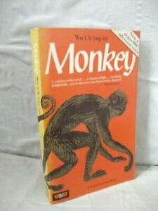 Monkey-by-Wu-Cheng-039-en-Paperback-Book-The-Cheap-Fast-Free-Post