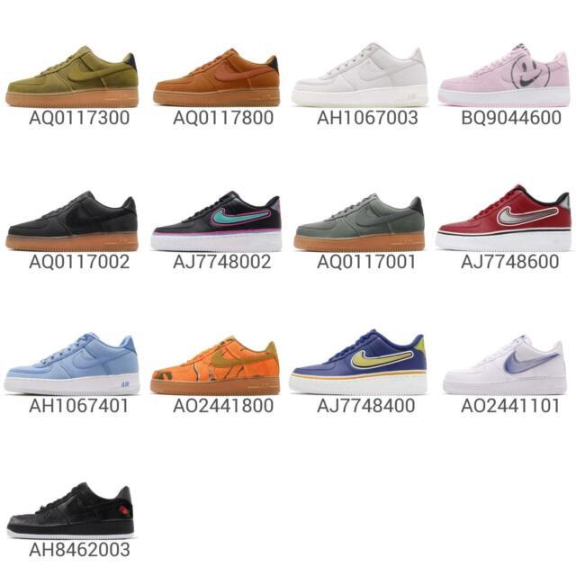 Nike NikeLab Air Force 1 Low AF1 Men Classic Shoes Sneakers Pick 1