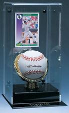 Caseworks International Single Baseball And Ticket Holder