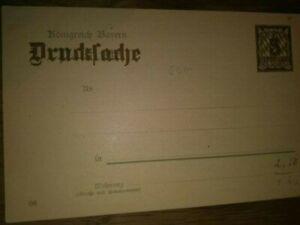 Bayern-Ganzsache-PZD4-04-Zudruck-034-akademischer-Gesangsverein-Wuerzburg-034