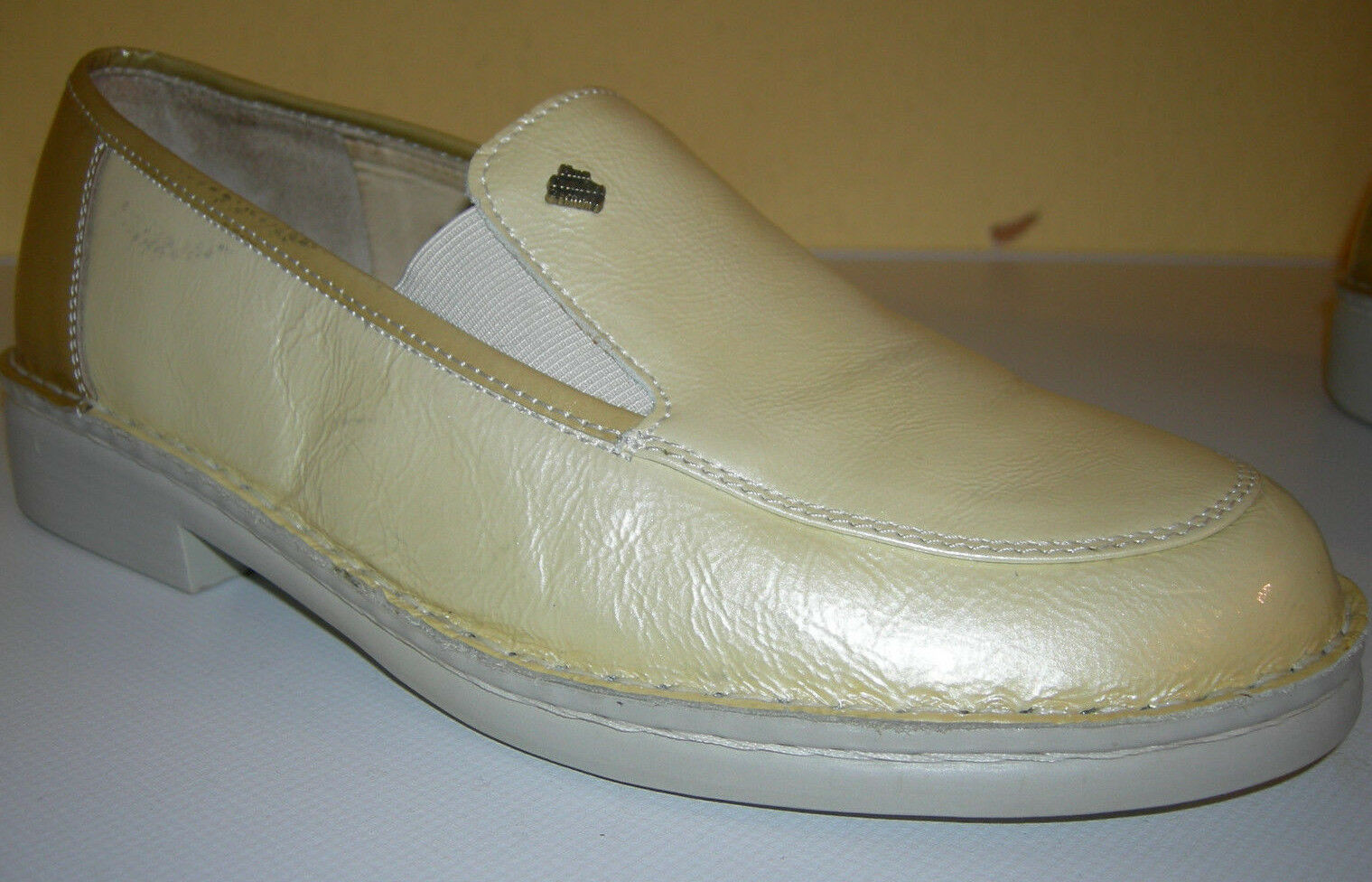 FINN Comfort-Womens 8 US,(5 1 2 UK) ,leather loafer, loafer, loafer,  P-W-46  NEW 908cfe
