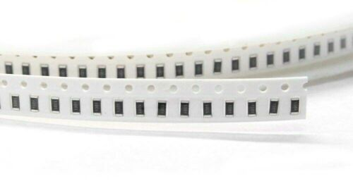 0201 SMD//SMT Resistors 1//20W ±1/% Chip Thick Film Resistance ALL Value 0Ω TO 10MΩ