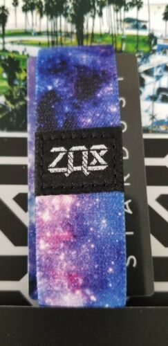 NEW /& UNWORN! Zox Strap STARDUST from Into the AM Card Included SILVER