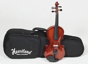 New-Heartland-Student-Violin-size-1-16-1-10-1-8-1-4-1-2-3-4-4-4-Master-Violin