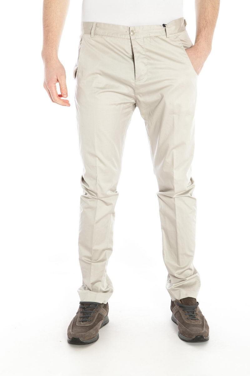 Pantaloni Daniele Alessandrini Jeans Trouser men Bianco P2388S10513102 15