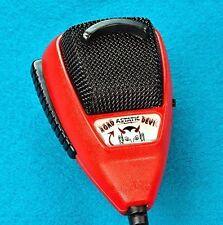 Noise Canceling POWER Mic CB / Ham Radio 4 pin Astatic RD104E4B Road Devil