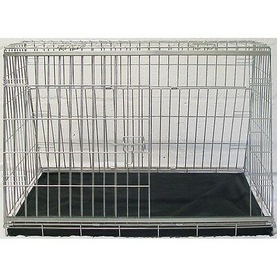 Arrow HONDA CRV 02-12 SLOPED 4x4 ESTATE CAR DOG CAGE TRAVEL CRATE PUPPY BOOT GUARD CAGES