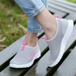 New-Fashion-Mesh-Breathable-Sneakers-Sport-Casual-Running-Lovers-Men-039-s-Shoes-JJ
