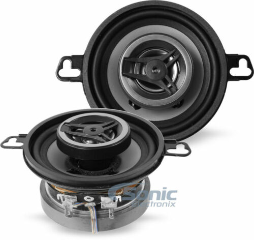 "2 CRUNCH CS35CX 3.5-INCH 3-1//2/"" 2-WAY CAR AUDIO POWER COAXIAL SPEAKERS PAIR"