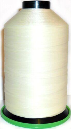 IPCABOND HILOS Hilo de nylon fuerte Unido años 40 Natural COL-105 3000 MTRS