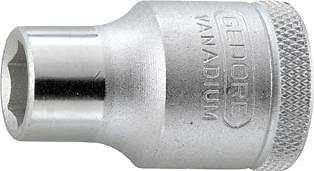 """Steckschl.-Einsatz 1/2"""" 34mm 6kt. Gedore E/D/E Logistik-Cente"""
