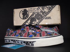 3203674e7d5415 Image is loading VINTAGE-OG-ORIGINAL-VANS-AUTHENTIC-ERA-WALT-DISNEY-