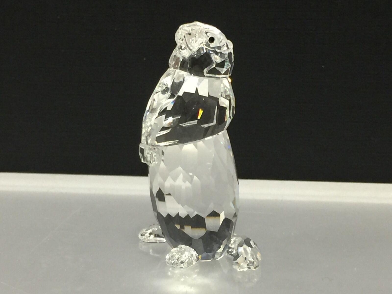 SWAROVSKI Figura marmotta 4,7 cm (((ottimo stato)))