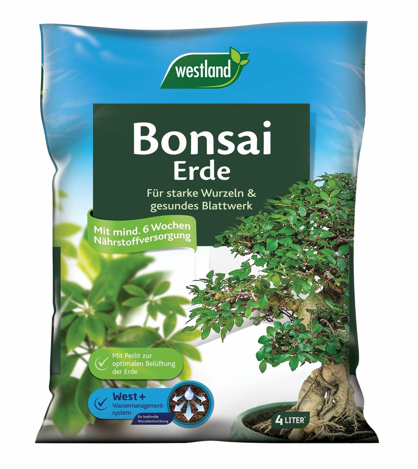 Westland Bonsai Earth, 4 Litre